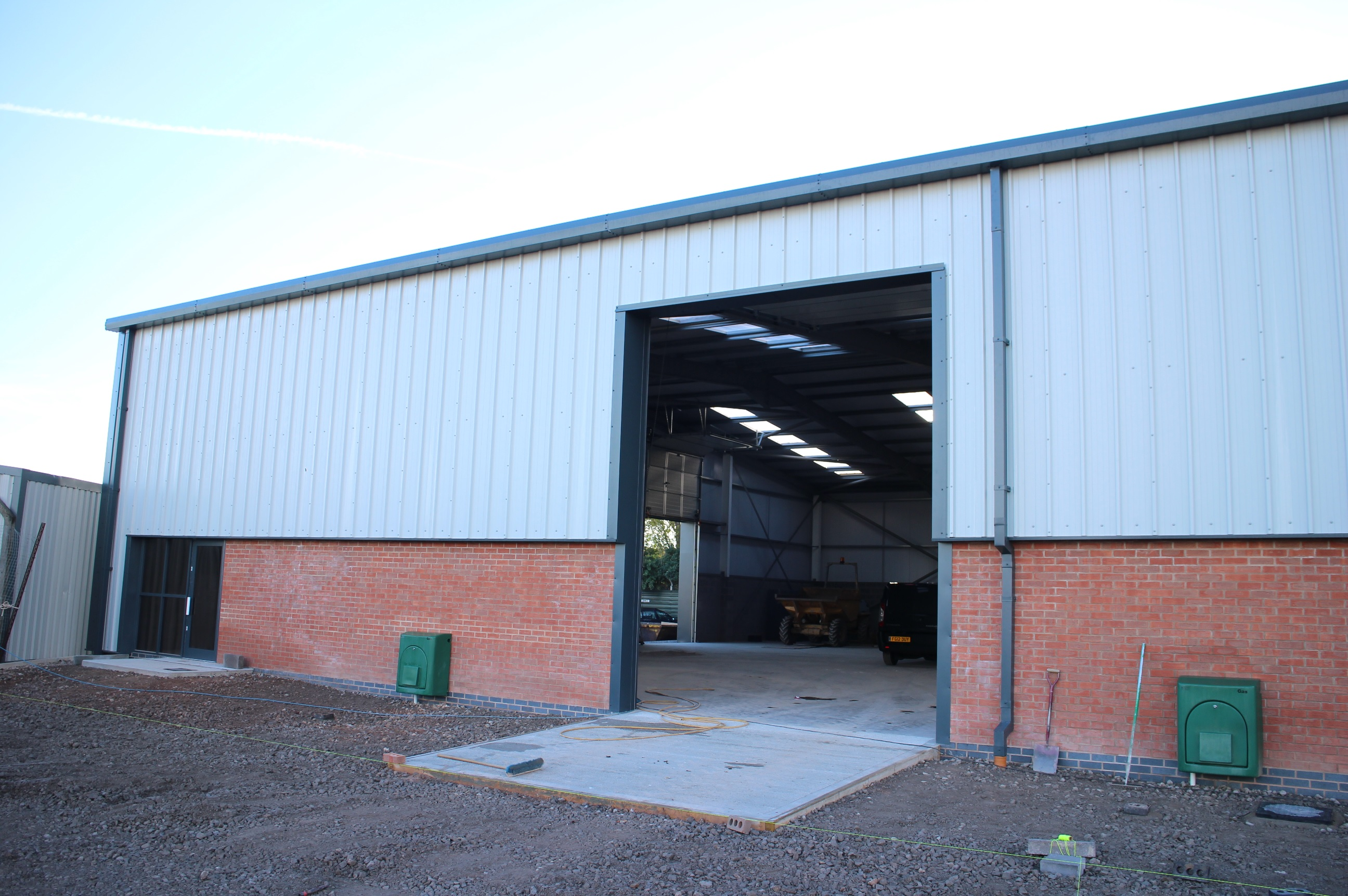 Loughborough's first speculatively built industrial units for more than a decade now available