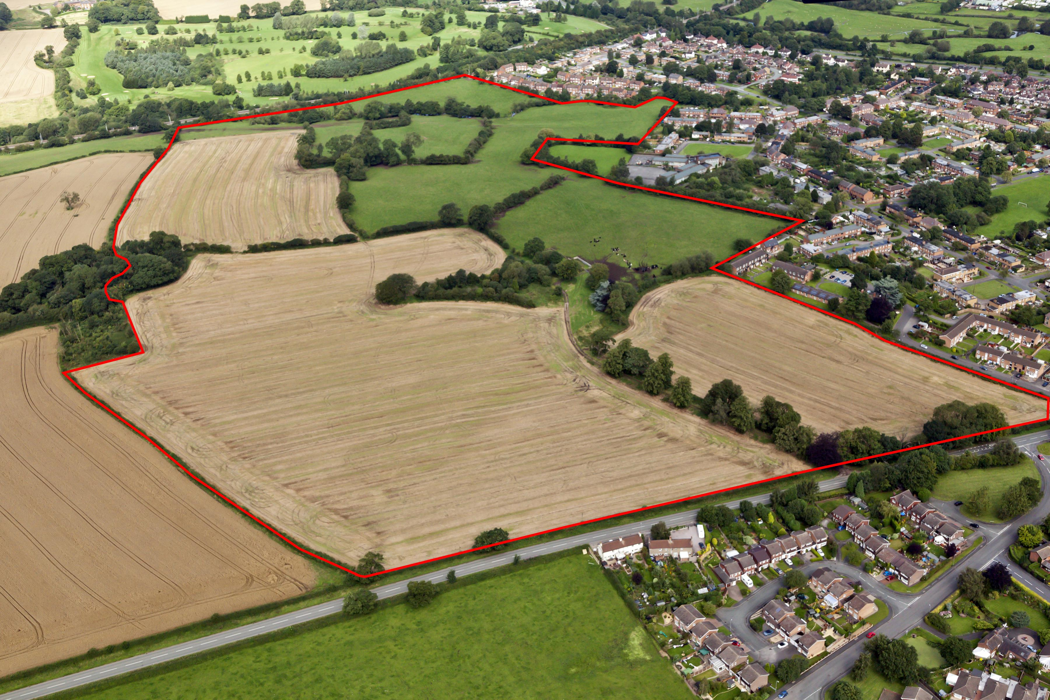 £18m deal as residential development site sale set in Stone