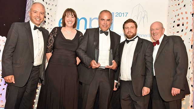 Mather Jamie wins Agent of the Year in East Midlands Property Awards