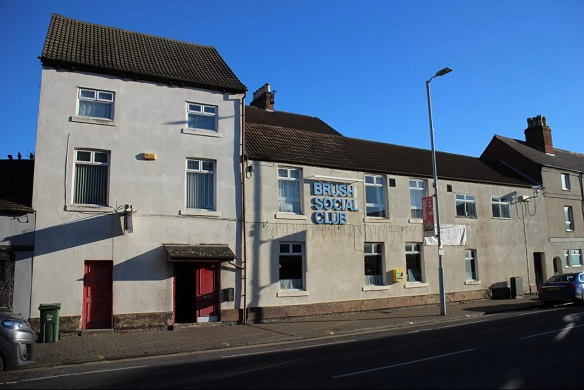 Former social club offers chance for new homes in Loughborough