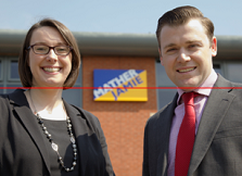 Mather Jamie announces promotions for two chartered surveyors